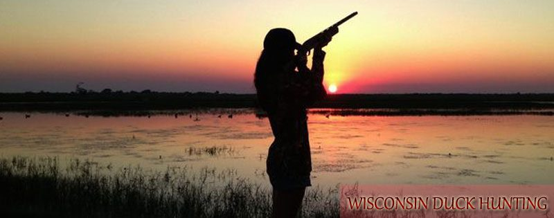 WISCONSIN-DUCK-HUNTING